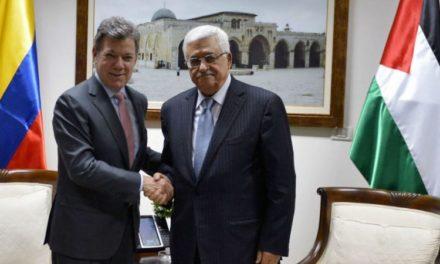 Colombia reconoce a Palestina como un estado libre