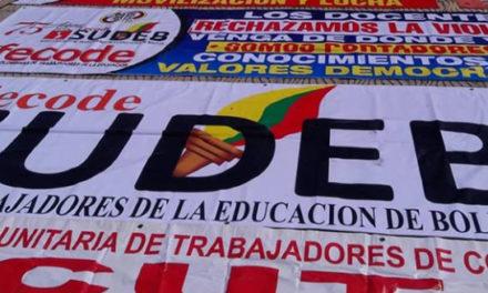 Elecciones en el Sindicato de Maestros de Bolívar