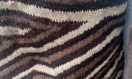 El arte y la cultura de tejer mochilas Arhuacas