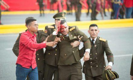 El Gobierno venezolano confirma atentado a Maduro