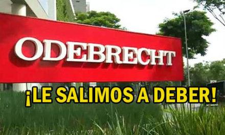 Odebrecht demanda a Colombia y pide millonaria indemnización