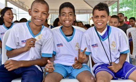 Escuelas del Real Madrid en Cartagena
