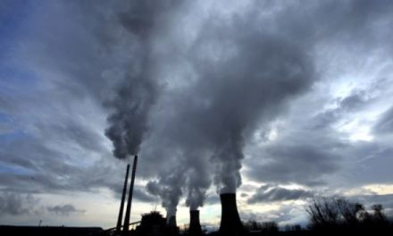 Gases de efecto invernadero alcanzan récord en 2017