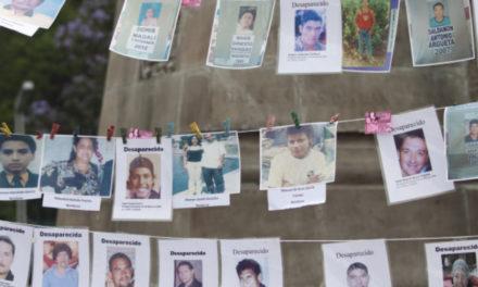 Piden medidas cautelares para proteger 16 zonas donde habrían desaparecidos