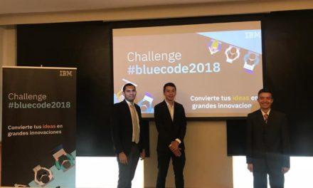 Egresado del Tecnológico Comfenalco ganador del Challenge #Bluecode2018
