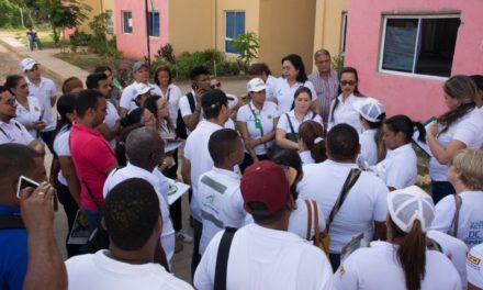 Culminó jornada de censo de verificación en Torres Flor de la Esperanza