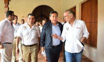 Cumbre Interdepartamental de Seguridad en Mompox