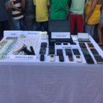 "Cae banda ""Las Torres Gemelas"" en Mompox Bolívar"