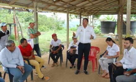 Secretaría de Educación atendió el llamado de la comunidad educativa de la Alta Montaña, en El Carmen de Bolívar