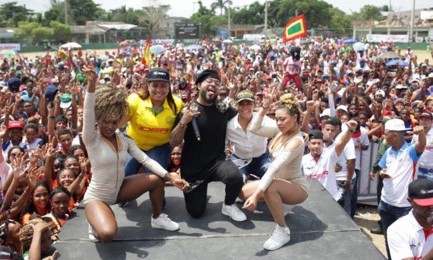 IDER inaugura los Juegos Deportivos Corregimentales 2018
