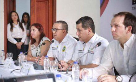 Los juegos del bicentenario, primer lugar en la agenda pública del gobierno de Bolívar