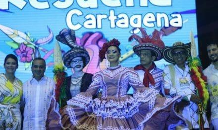 Lanzamiento Fiestas de Independencia Cartagena 2018