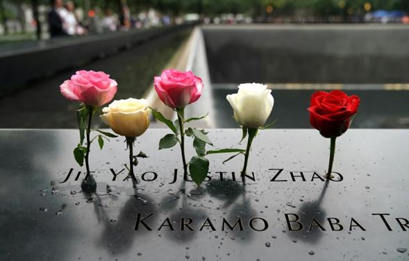 NYC homenajea a víctimas de atentado terrorista del 11/09