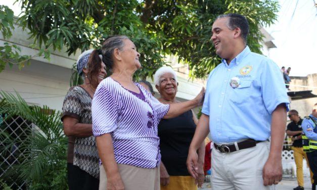 Alcalde Pereira entregó la Carrera 101