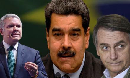 Colombia desmiente alianza con Bolsonaro para ir en contra de Maduro