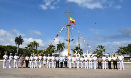 Simulacros frente a eventos catastróficos en la Escuela Naval