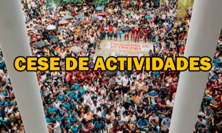 Universidad de Cartagena en cese de actividades