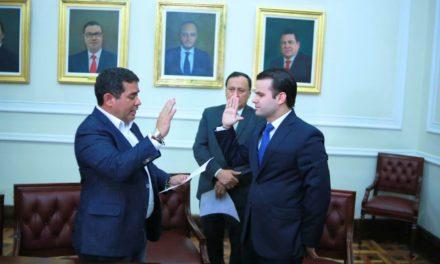 Jorge Benedetti toma posesión como Representante a la Cámara por Bolívar