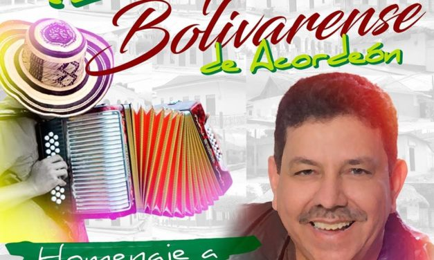 Se viene el Festival Bolivarense de Acordeón