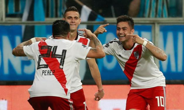 River Plate logra remontada épica