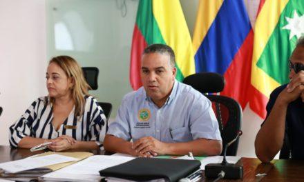 Alcalde, comprometido en sacar adelante construcción del colegio San Felipe Neri