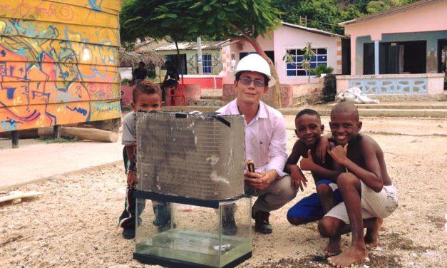Energías alternativas para iniciativas comunitarias  en Cartagena.
