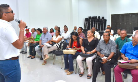 """Gobierno del """"Bolívar Sí Avanza"""" socializó con rectores bondades del programa ministerial """"Generación E"""""""