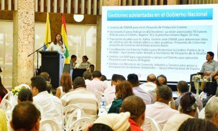 Vicepresidencia  anuncia aumento de policías para Cartagena