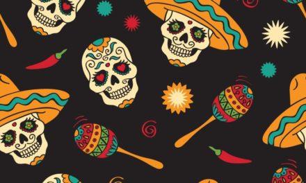 El Día de Muertos viste de color a México