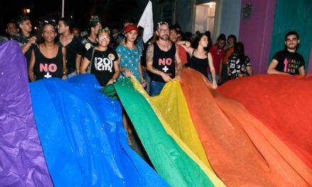 Desfile de la diversidad en su décima versión