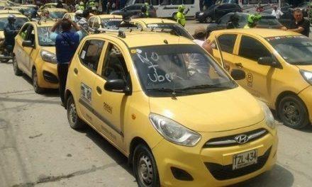 Taxistas en crisis por el transporte ilegal