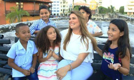 Gestora Social invita a los niños a escribir sus cartas de cómo visionan la ciudad