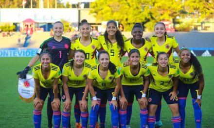 Selección Colombia sub-17 eliminada del Mundial femenino