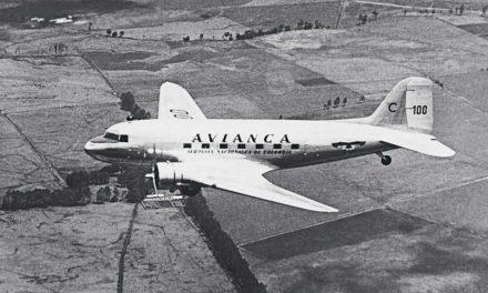 Avianca: 99 años elevando el nombre de Colombia