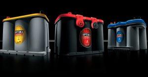 Baterías Optima: para conductores extremos en condiciones extremas