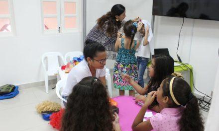 Creando y formando espacios de cultura 'Entre niños'