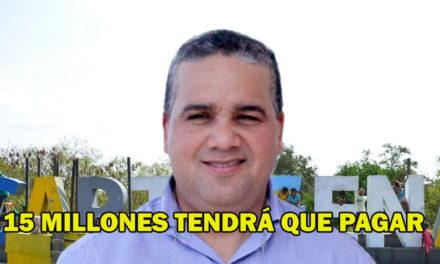 Multa conmutable en arresto contra Pedrito Pereira por desacatar Orden Judicial