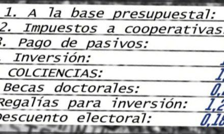 ESTUDIANTES 2, GOBIERNO NACIONAL 0