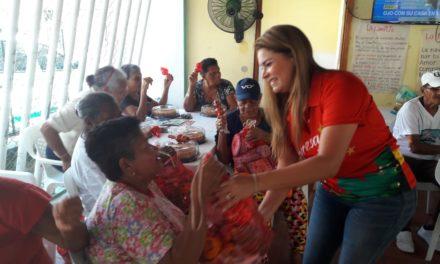 Gestora Social entregó mercados en Nuevo Paraíso y Olaya Herrera