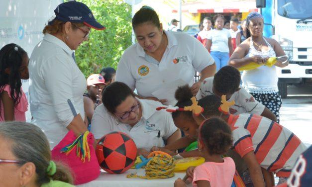 El PES finaliza jornadas integrales en La Boquilla