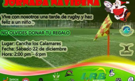 Torneo navideño de rugby