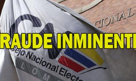 """CNE: """"No podemos garantizar que elecciones no sean manipuladas"""""""