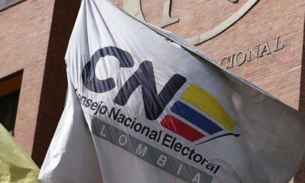 Listos topes de campaña para elecciones en Cartagena