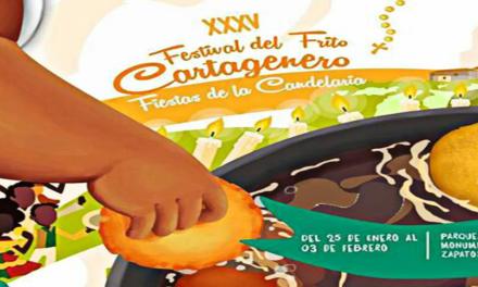 Inicia el XXXV Festival del Frito Cartagenero
