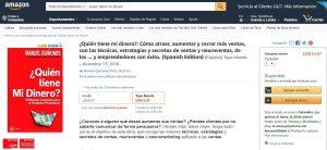 """Lanzamiento del libro """"¿Quién tiene mi dinero?. Herramientas para aumentar las ventas a cargo del experto Manuel Quiñones"""
