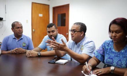 Alcalde y ediles articulan trabajo por las comunidades en 2019
