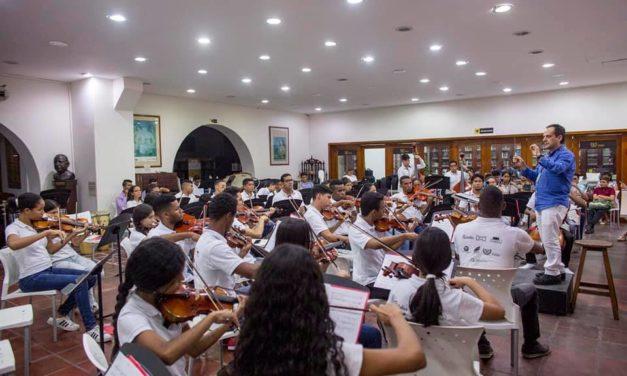 El Talento Unibac se lució en el Festival Internacional de Música 2019