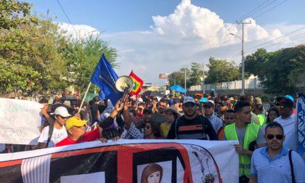 ¿Qué exigen los ciudadanos que protestan en contra de Transcaribe?