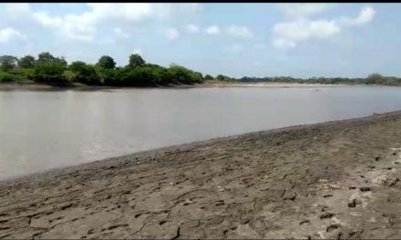Alerta en Pinillos por sequía en el Río Magdalena