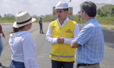 Nuevo aeropuerto en los Montes de María